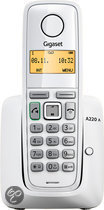 Gigaset A220 - Single DECT telefoon - Wit