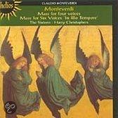 Monteverdi: Masses & Motets