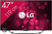LG 47LA8609 - 3D led-tv - 47 inch - Full HD - Smart tv