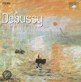Debussy - Orkestwerken (compleet) (4CD)