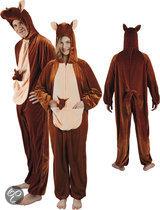 Pluche Kangoeroe - Kostuum - Maat XL