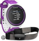 Garmin Forerunner 220 HR wit/violet