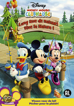 Mickey Mouse Clubhouse - Lang Leve De Natuur