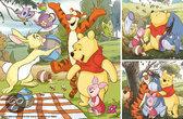 Ravensburger 3-in-1 Puzzel - Winnie de Poeh: Vrienden voor Altijd
