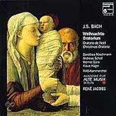 Bach: Weihnachts-Oratorium / Jacobs, Roschmann, et al