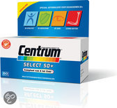 Centrum Select 50+ - 60 Tabletten