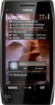 Nokia X7-00 - Dark steel