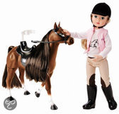 Jolina Pop met Lopend Paard
