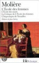 L'Ecole Des Femmes / L'Ecole Des Maris / L'Impromptu De Versailles