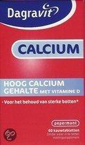 Dagravit Calcium Forte - 60 Tabletten