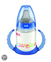 NUK First Choice - Trainingsfles 150ML met Tuitspeen