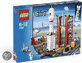 LEGO City Ruimtevaart Commandocentrale - 3368