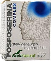 Soria Natural Fosfoserine Complex Zakjes  18 stuks