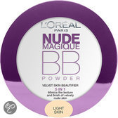 L'Oreal Paris Nude Magique BB Powder - Light - Foundation