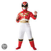 Kinderkostuum Power Rangers Megaforce maat S