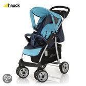 Hauck - Shopper SH Buggy - Zwart/Blauw