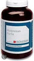 Bonusan Magnesan Forte - 200 tabletten