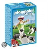 Playmobil Border Collie Familie - 5213