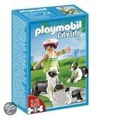 Playmobil Border Collie Familie - 5213