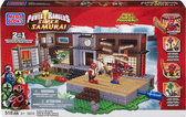 Mega Bloks Power Rangers Super Samurai HQ Battle