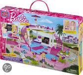 Mega Bloks Barbie Zwembad Feest Speelset