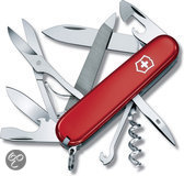 Victorinox Swiss Army Mountaineer Multitool - 18 Functies - Rood