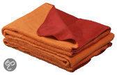Jollein - Dekentje 120x150 cm - Oranje / Rood