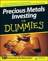 Precious Metals Investing For Dummies® (digitaal boek)