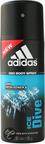 Adidas Ice Dive - 150 ml - Deodorant
