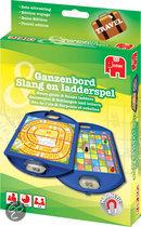 Ganzenbord / Slang en Ladderspel Reiseditie