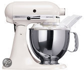 KitchenAid Artisan Keukenmachine 5KSM150PSEWH  - Wit