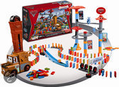 Cars 2 Domino World Set