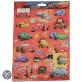 Disney Cars stickervel