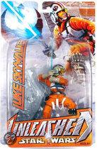Star Wars Speelgoed: Luke Skywalkers Unleashed X-Wing Pilot