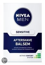 Nivea Sensitive for Men - 100 ml - Aftershave balsem