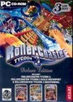 RollerCoaster Tycoon 3 - Deluxe