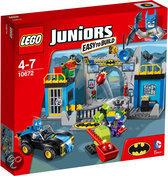 LEGO Juniors Batman Verdedig de Batgrot - 10672