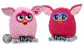Furby Knuffel Pink Puff - Roze 20 cm