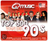 Q-Music Top 500 van de 90's Box