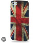 iPhone 5, 5s UK flag TPU Cover, hoesje, case