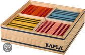 Kapla box 100 Stuks - 8 kleuren