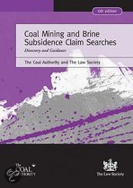 Coal Mining and Brine Subsidence Claim Searches