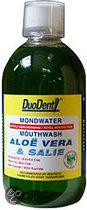 Duodent Aloe Vera/ Sali - 500 ml - Mondwater