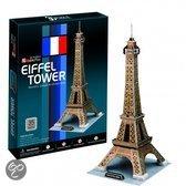 3D Puzzel Eiffeltoren 35Dlg.
