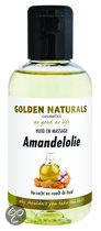 Golden Naturals Verlichting Golden Naturals Amandelolie 150 ml.