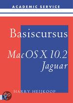 Basiscursus Mac Os X 10.2 Jaguar