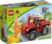 LEGO Duplo Brandweercommandant - 6169