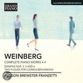 Weinberg: Piano Works 4