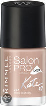 Rimmel Salon Pro Kate collection - 237 Soul Session - Nailpolish