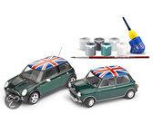 Revell Auto Mini Cooper Gift Set - Bouwpakket - 1:24